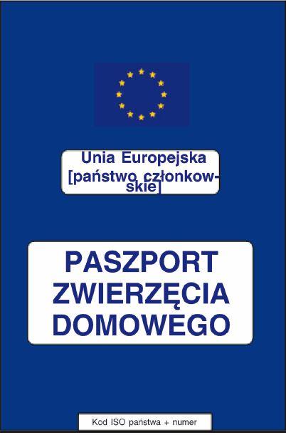 Paszport dla psa lub kota Warszawa